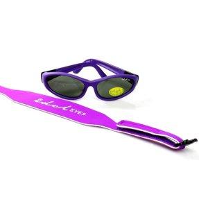 Baby Wrapz 2, Purple convertible baby sunglasses