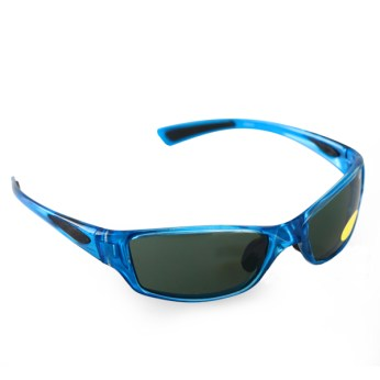 Kids 1 - IE9035, Crystal blue kids sports sunglasses