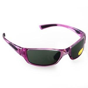 Kids 1 - IE9035, Crystal purple kids sports sunglasses