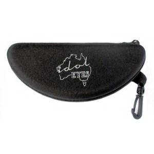 IE SHD Semi Hard case, black. Designed to protect your sunglasses