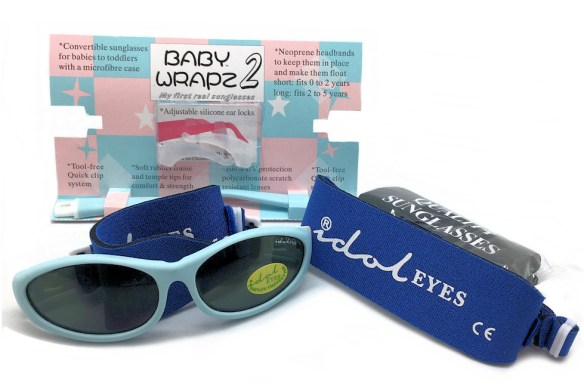 076486120283 Idol Eyes - Baby Wrapz 2 sunglasses