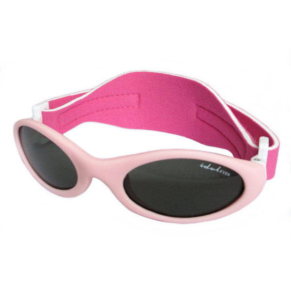 Premy Wrapz, Baby pink with G-15 lens.
