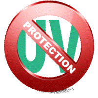 100% UV Protection logo