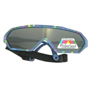 Tiny Tots II - IE7155S, Blue/Purple with G-15 polarized lens