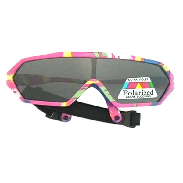 Tiny Tots II - IE7155S, Pink with G-15 polarized lens