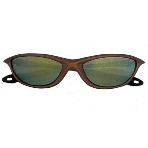 Kids II - IE35062, Matt silk coffee frame with G-15 Gold mirror lens