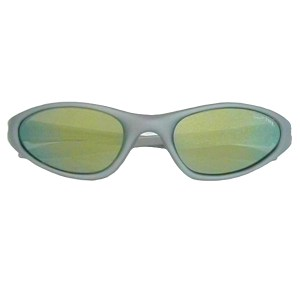 Kids I - IE35002, Silver frame with G-15 Yellow mirror lens