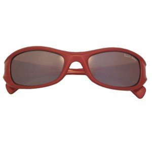 Kids I - IE7019, Shiny Metallic Pink frame with silver mirror lens