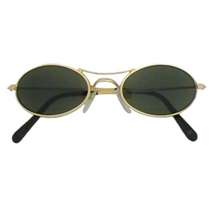 Tiny Tots II - IE8052, Gold frame with G15 lens