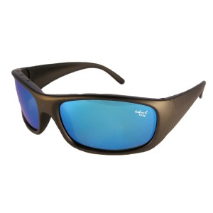 Kids 1 - IE5634 Black frame with Blue mirror lens