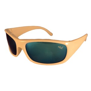 Kids 1 - IE5634 White frame with Blue mirror lens