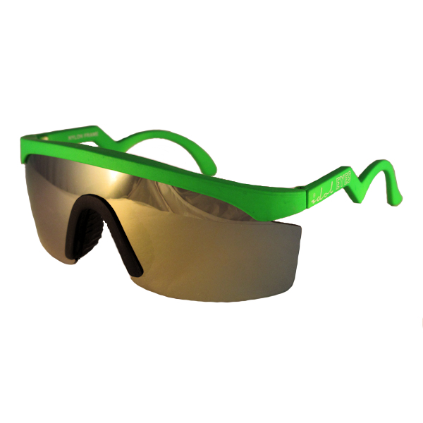 Tiny Tots II - IE 770MS, Green frame toddler blade sunglasses