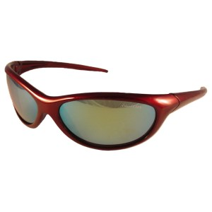 Kids II - IE453 Metallic Red frame with mirror lens.