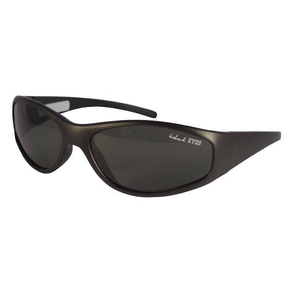 School sunglasses - IE525, Large black