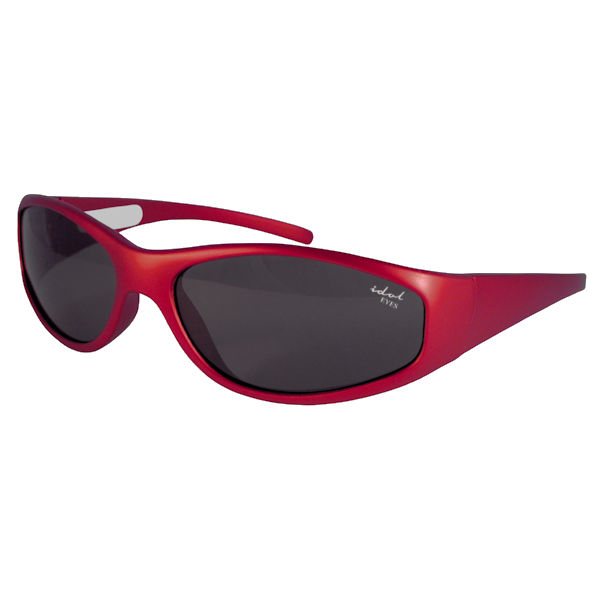School sunglasses - IE525, Large red