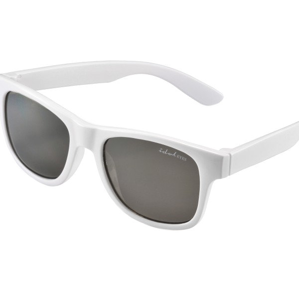 Kids - IE9011, White frame kids sunglasses with G-15 lens