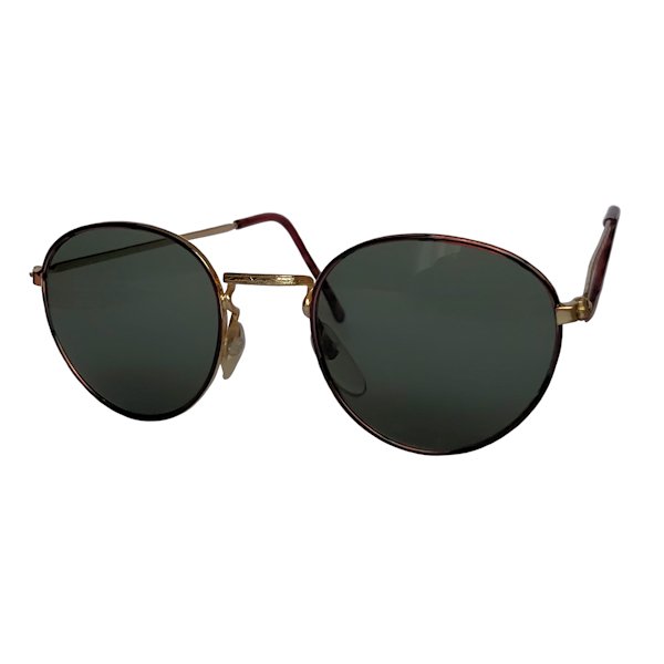 IE 051 Demi, Classic metal panto sunglasses