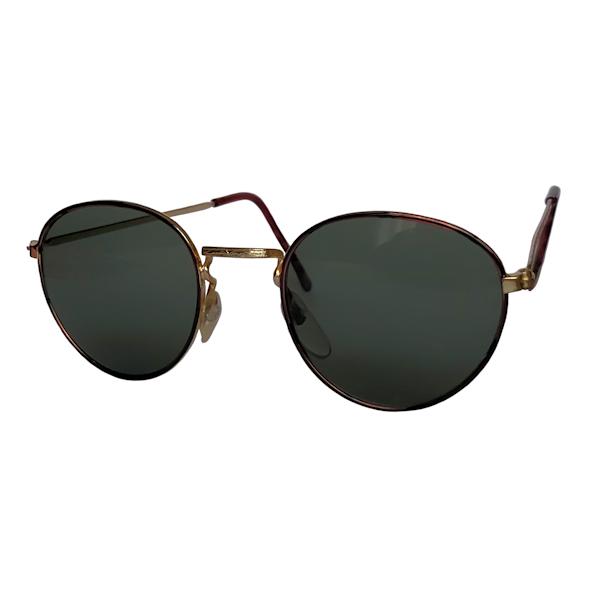 IE 053 Demi, Classic metal panto sunglasses