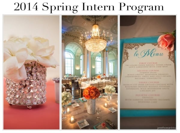 Spring Internship With Couture Linen Company