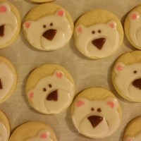 Beary Delicious Cookies