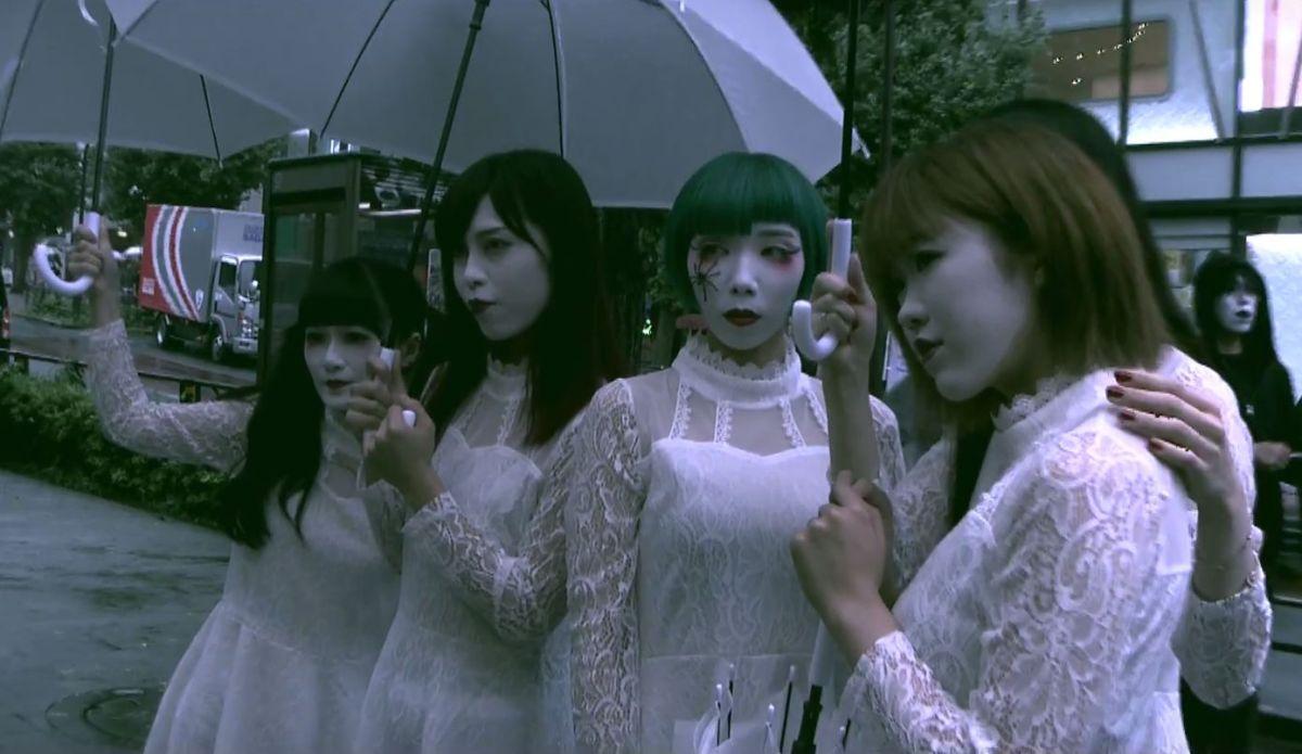 Neues Musikvideo von der aktuellen Necronomidol Single