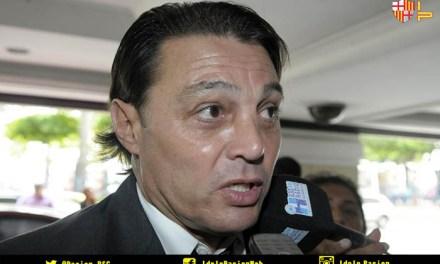 Alfaro Moreno descartó rumores de posibles fichajes