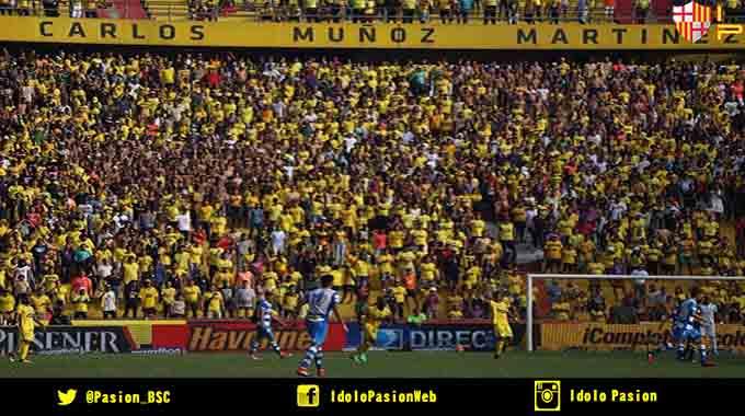 Guayaquil City define precios para el partido con Barcelona