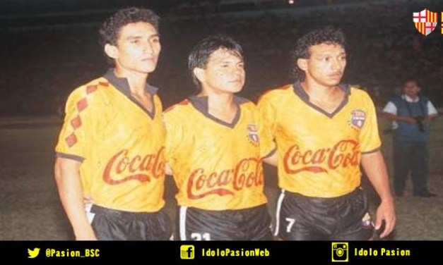 #EfeméridesBSC 29/08/1990 Barcelona eliminó a Emelec en Copa Libertadores