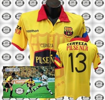 Camiseta BSC 1998