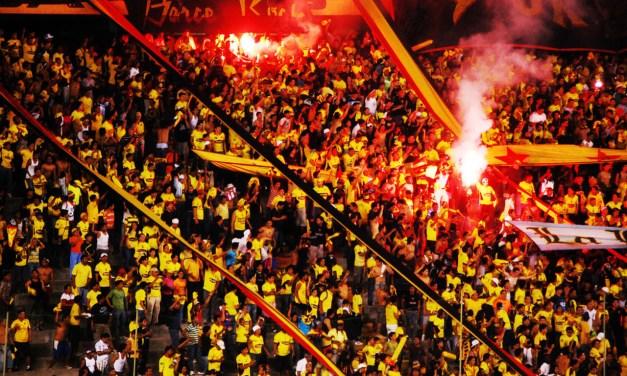 Barcelona rindió sentido homenaje a hinchas fallecidos