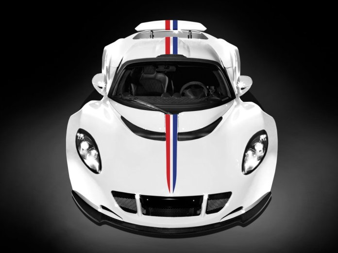 Hình ảnh xe hơi Hennessey Venom 4k 5