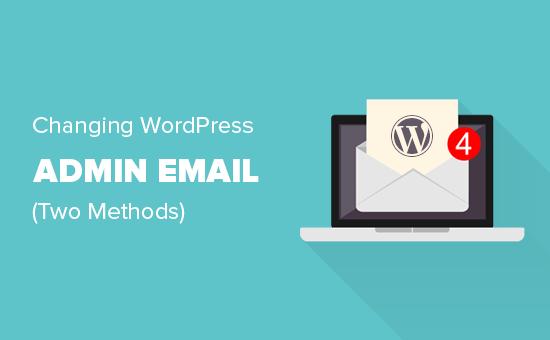 IDOLTV Hướng dẫn thay đổi email wordpress