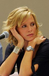 Charlize Theron - Breitling