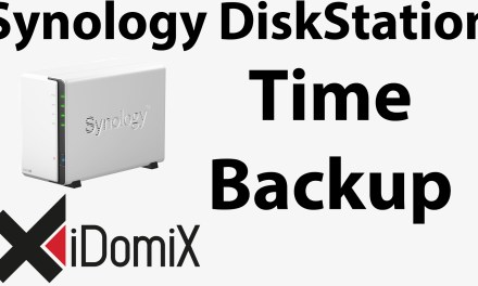 #257 Synology DiskStation Time Backup