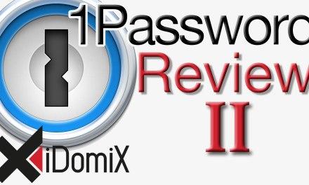 1Password 4 – die neue Passwortverwaltung Teil II