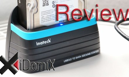 inateck USB 3.0 zu SATA Docking Station Review