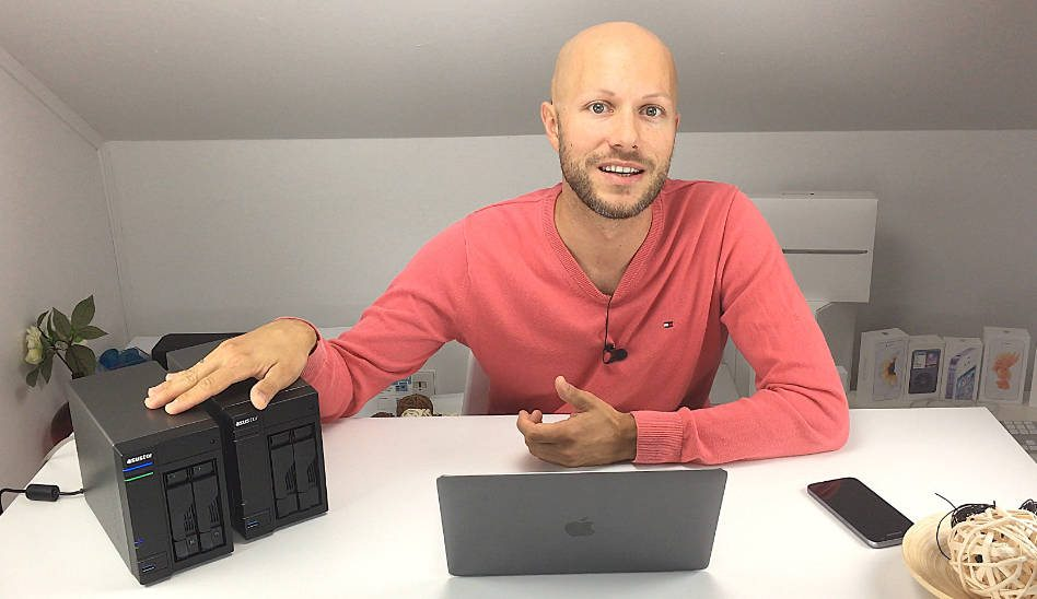 Asustor NAS UPnP Media Server einrichten