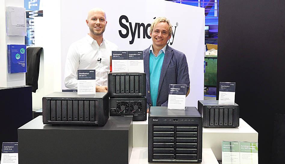 Synology zeigt neue DiskStation 2017 auf der CeBIT Hannover