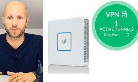 UniFi VPN L2TP Server einrichten
