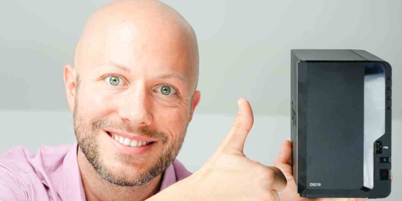 Synology DiskStation DS218 Review