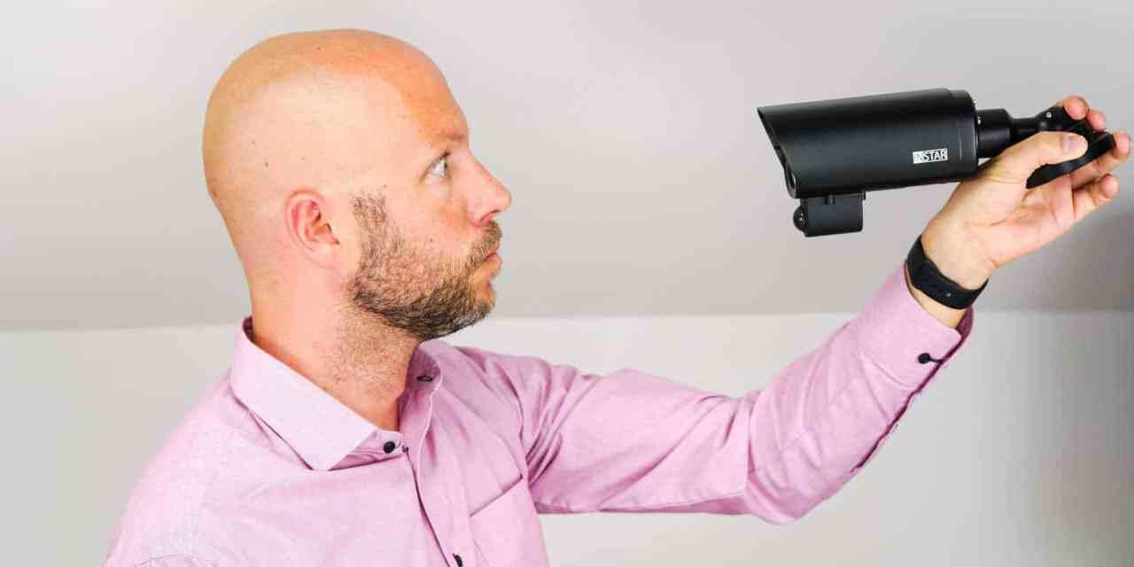 Keine Fehlalarme! IP-Kamera Outdoor mit Wärmesensor im Review