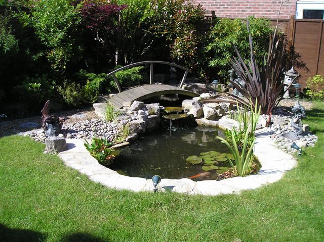 20 Koi Pond Ideas To Create A Unique Garden - I Do Myself on Koi Ponds Ideas  id=32828