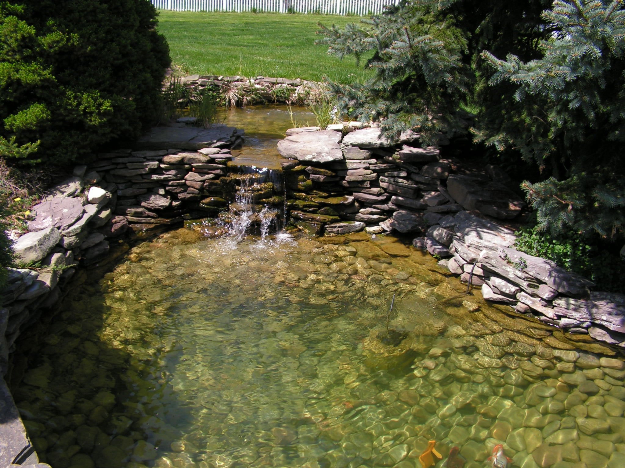 20 Koi Pond Ideas To Create A Unique Garden - I Do Myself on Koi Ponds Ideas  id=60386