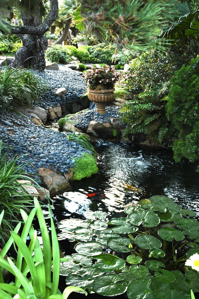 20 Koi Pond Ideas To Create A Unique Garden - I Do Myself on Koi Ponds Ideas  id=23663