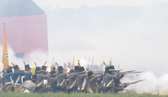 Dutch volley to defend Hougoumont