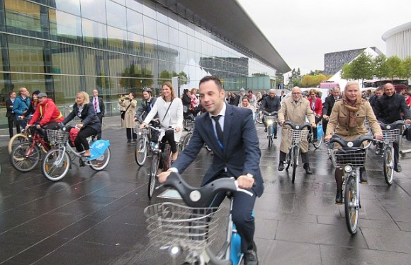 Luxembourg Ministers Ride 8