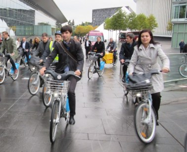 Ministers Ride Luxembourg 1