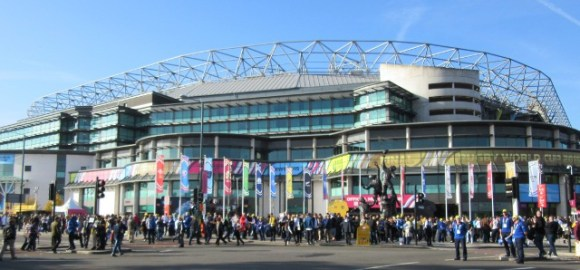 Rugby World Cup Final 3 Twickenham Stadium
