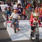 ECF photo kids at the cycle parade