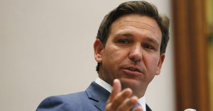 Pinkerton: Ron DeSantis Shows Republicans How to Win by Fighting for Americanism Against Wokeism